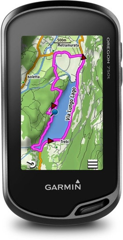Garmin Oregon 750t outdoornavigatie - wandelnavigatie / fietsnavigatie