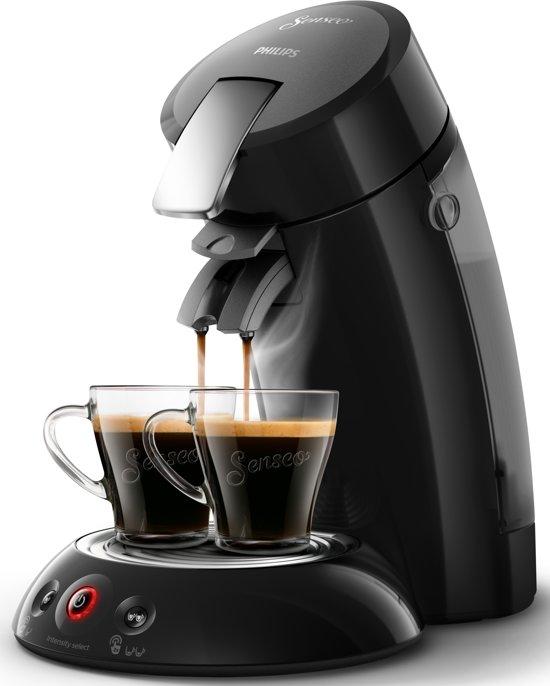 espresso maken met senseo