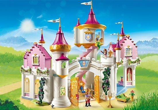 Bol.com playmobil princess: koninklijk paleis 6848 playmobil