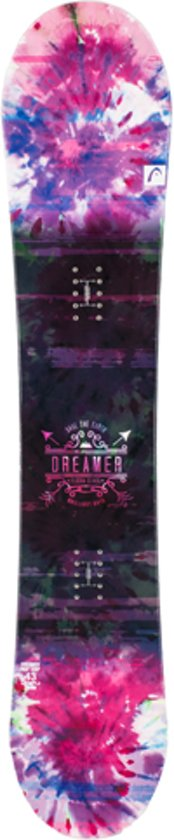 Head Dreamer Snowboard - All-mountain - 143 cm