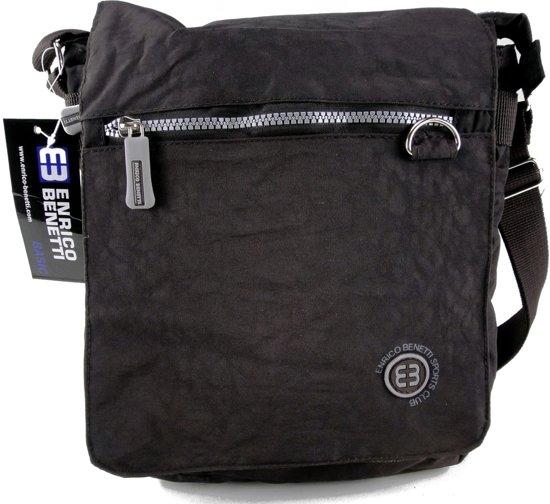 5f8cca55390 ENRICO BENETTI Omhang Schoudertas met flap Handig Medium Formaat Trendy Tas