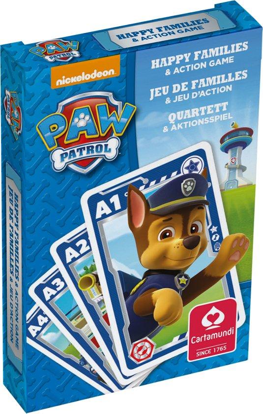 Afbeelding van het spel Paw Patrol - kwartet en actiespel