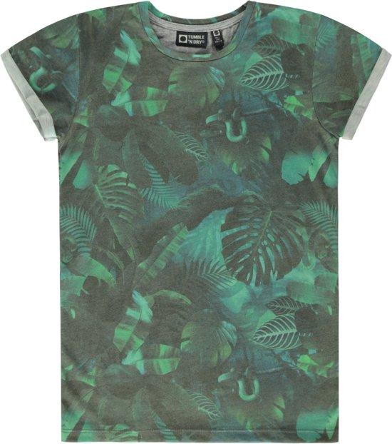 96527731b69 bol.com | Tumble 'n dry Jongens Tshirt Mingan - jungle green - maat 122