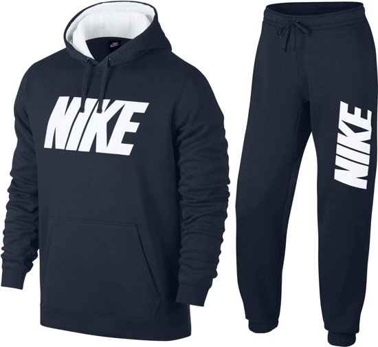 bol | nike sportswear joggingpak heren trainingspak casual