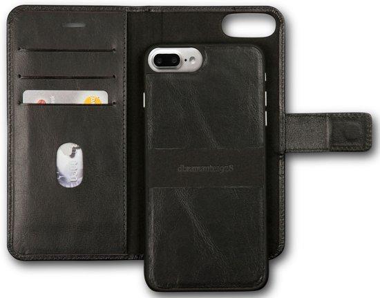 DBramante magnetic bookcover Lynge - zwart - voor Apple  iPhone 6 Plus/6S Plus/7 Plus /8 Plus