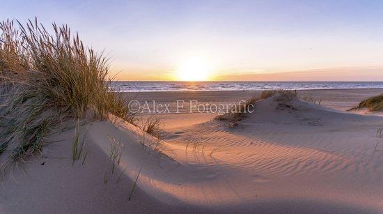 Dibond schilderij foto op aluminium zon zee for Schilderij op aluminium