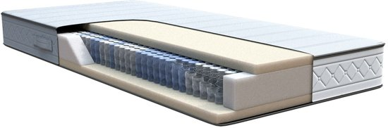 Beter Bed Select pocketveermatras Platinum Pocket Foam