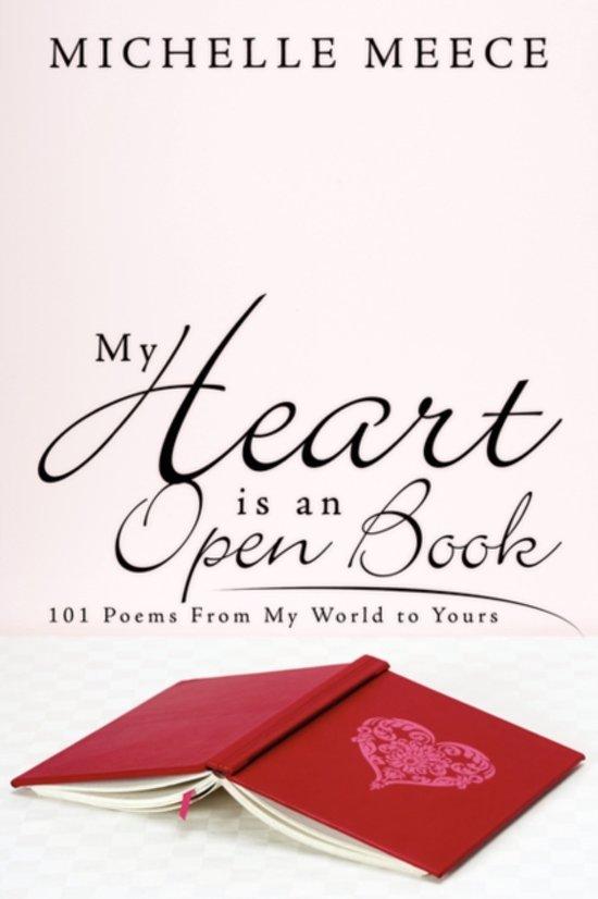 Bolcom My Heart Is An Open Book 9781434386151 Michelle Meece