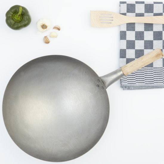 Kitchen Basics Wokpan à 35 cm