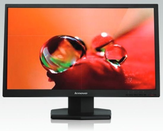Lenovo ThinkVision LT2423 24'' Full HD LED Zwart computer monitor
