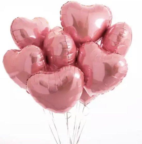 hartjes ballonnen met helium