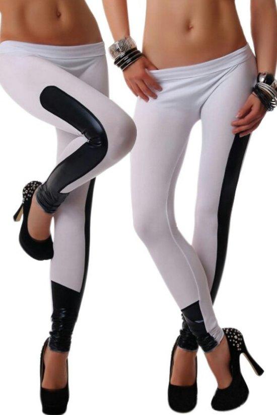 Imitatieleer Legging (Incy)