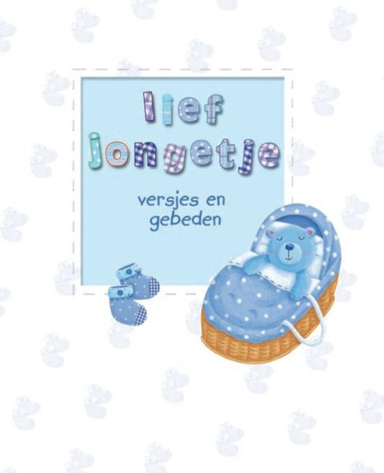 Cover van het boek 'Lief jongetje' van  Oranje