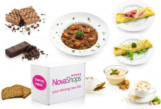 Proteïne Dieet Starterspakket  Ook voor Koolhydtraatarm dieet!   Snel & makkelijk afvallen