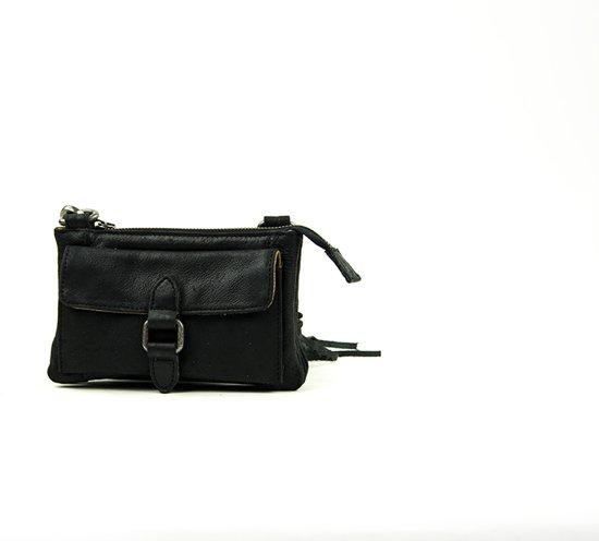 a602f214bc0 bol.com | Bag2Bag Albury - Schoudertas - Black