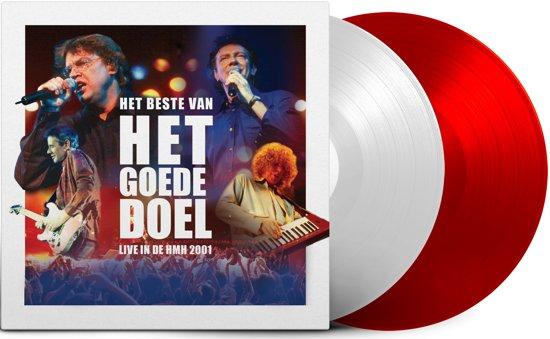 Het beste van het Goede Doel - Live in de HMH (Coloured Vinyl)