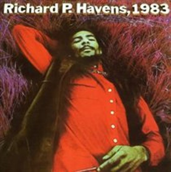 Richard P. Havens 1983  + 2//Re-Issued On 'Raven'