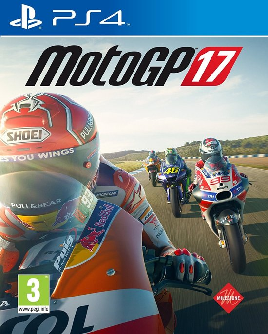 MotoGP17 - PS4