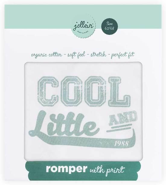 Jollein Kado Romper mouwloos 62/68 Cool&little