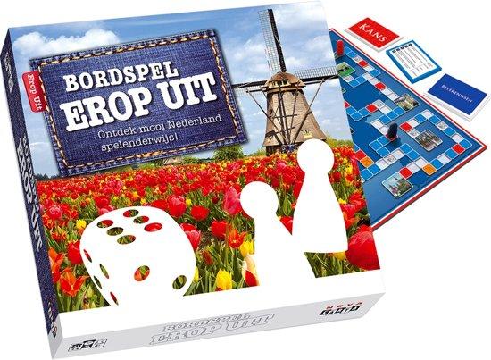 Holland Bordspel ErOpUit