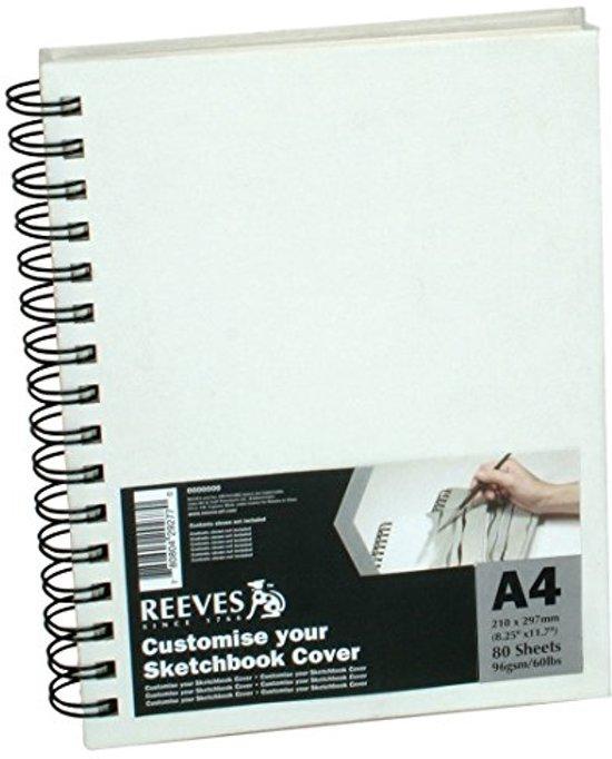Reeves beschilderbare dummie A4