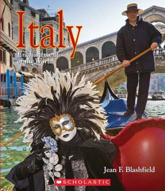 Italy (Enchantment of the World)