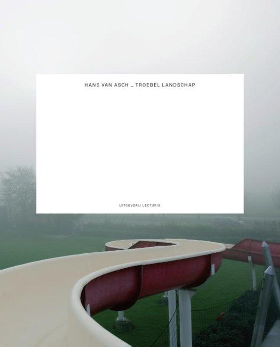 Cover van het boek 'Troebel landschap'