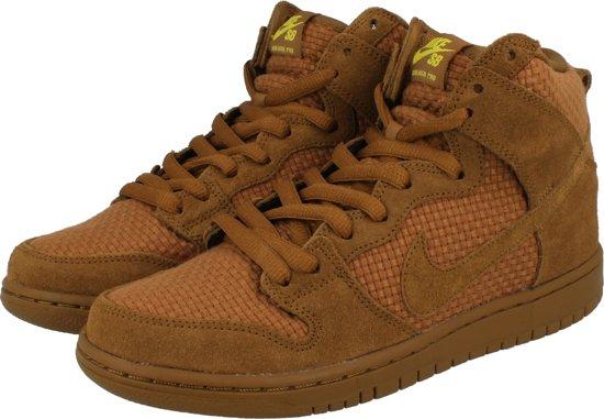 hot sale online 971f4 10918 Nike Dunk High Premium SB - Sneakers - Heren - Maat 41 - Bruin