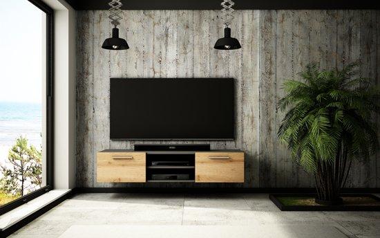 Tv Meubel 150 Cm.Bol Com Az Home Tv Meubel Tv Kast Caroll 150 Cm