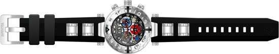 Horlogeband voor Invicta Disney Limited Edition 24513