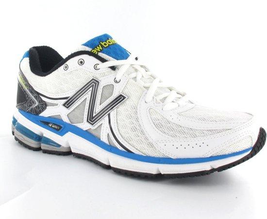 Les Nouvelles Chaussures De Course D'équilibre Pour Les Hommes, Bleu, Taille: 45