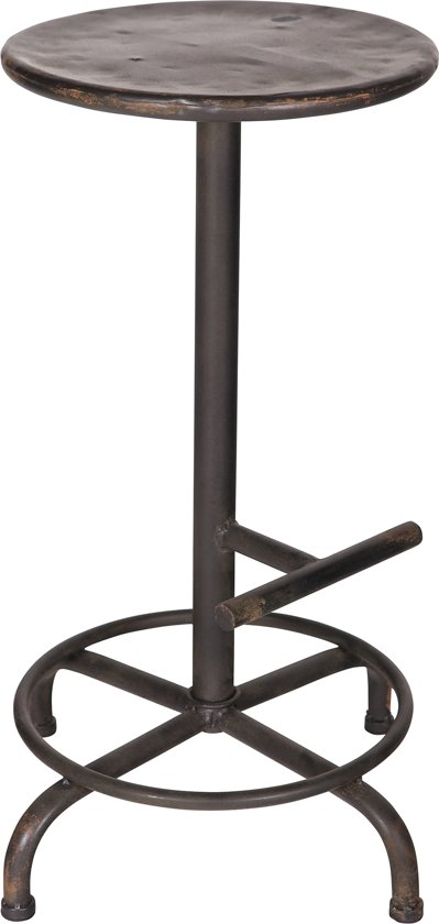 Vtwonen Step - Kruk - Metaal
