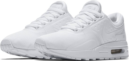 Nike Air Max 90 Chaussures En Cuir - Taille 40 - Unisexe - Blanc 2q1KkoVE