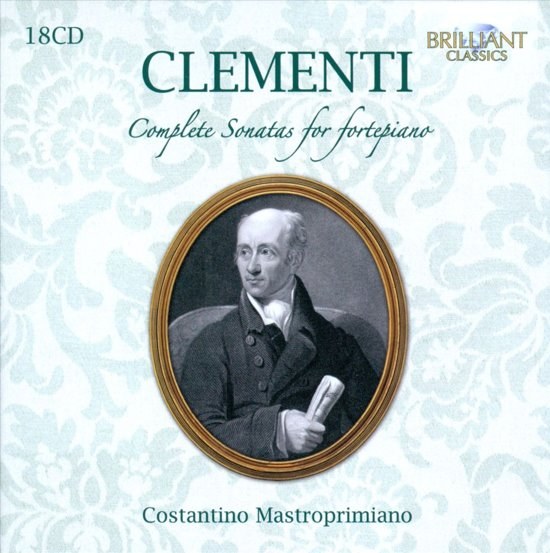 Clementi; Complete Sonatas For Fort