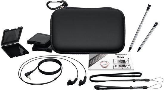 Bigben Essential Accessoirepakket voor Nintendo 3DS (zwart) kopen