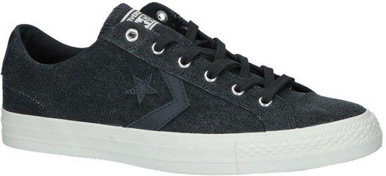 Black Black Sneaker ConverseSp almost 41 Laag Ox Almost Maat Gekleed Heren Grijs;grijze reCxdBoW