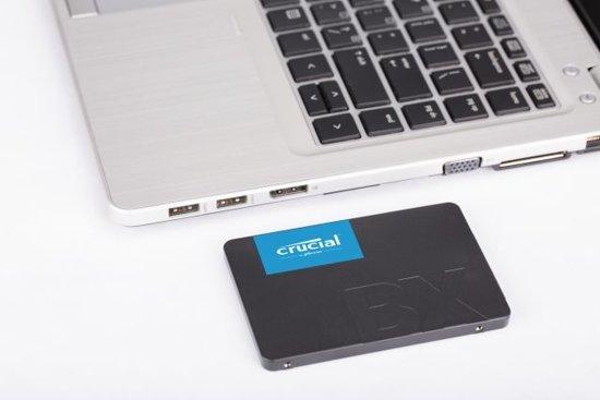 Crucial BX500 SSD 240GB 2.5'' SATA III