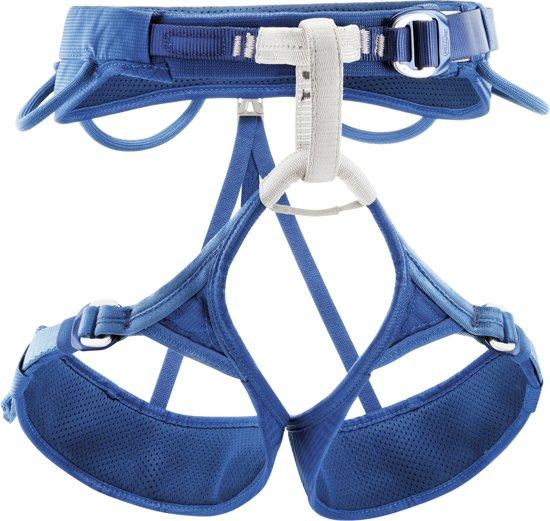 Petzl Adjama klimgordel M blauw