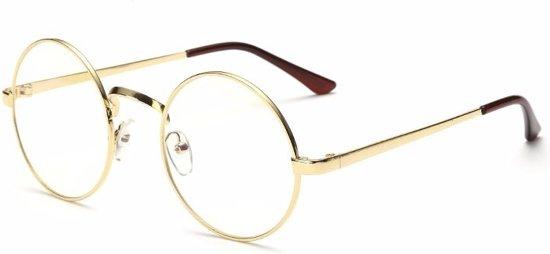 ec546b94984157 Vintage ronde bril