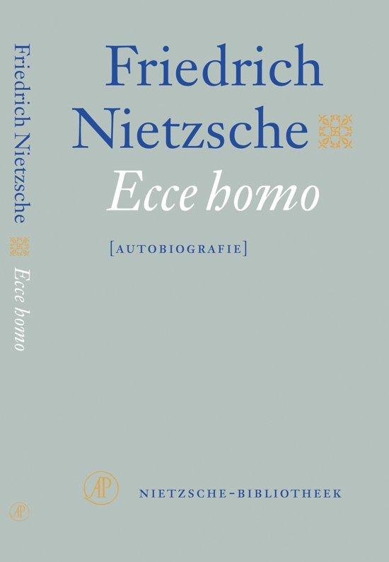 Nietzsche-bibliotheek - Ecce homo