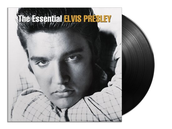 The Essential Elvis Presley (LP)