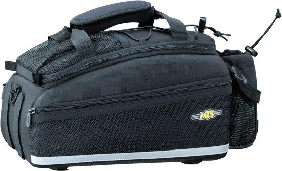 Topeak Trunk Bag EX Strap - Bagagedragertas - 8 l - Zwart