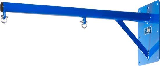 WallySwing® schommel muurschommel BLAUW