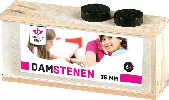Afbeelding van het spel Longfield Games Damstenen 35mm