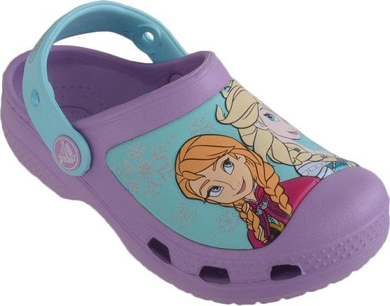 Disney Chaussures Crocs Violet Congelé rBt2g