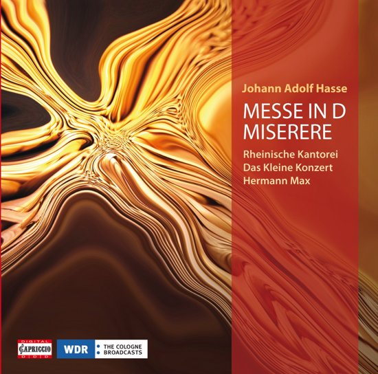 Hasse: Messe In D / Miserere