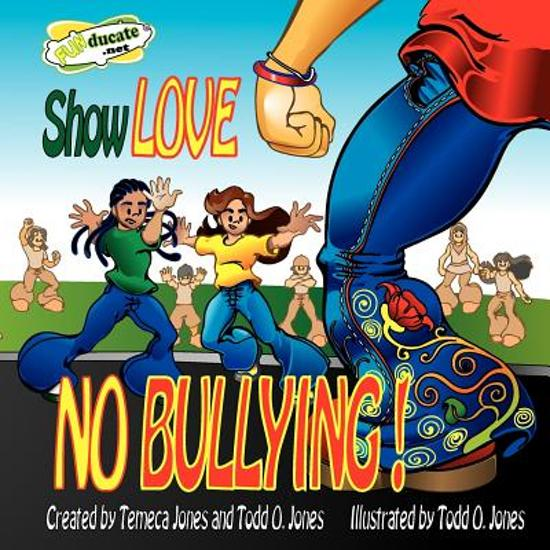 Show Love... No Bullying