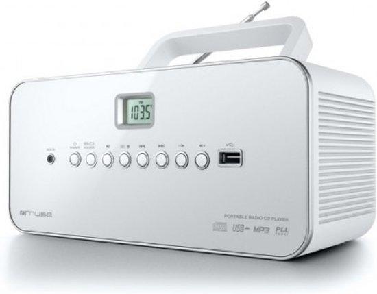Verbazingwekkend bol.com   Muse M-28 RDW - Draagbare radio/CD/MP3 speler IG-68