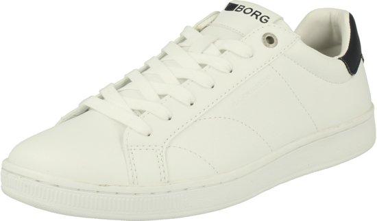 Wit Borg Heren Maat navy T305 Sneakers Classic Björn 45 wzXUq4z