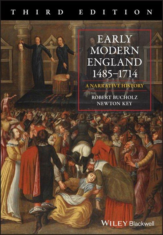 Early Modern England 1485-1714